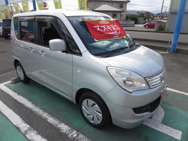 「スズキ」「ソリオ」「ミニバン・ワンボックス」「徳島県」の中古車9