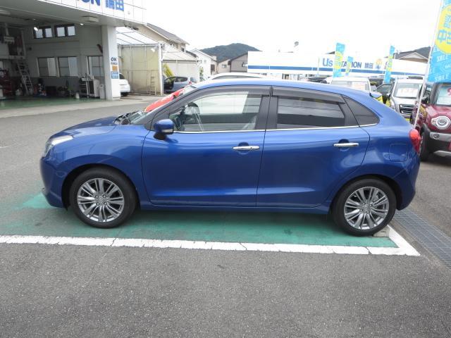 「スズキ」「バレーノ」「コンパクトカー」「徳島県」の中古車4