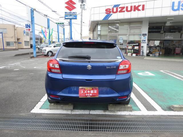 「スズキ」「バレーノ」「コンパクトカー」「徳島県」の中古車6