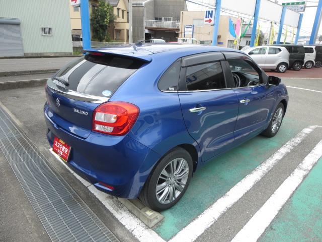 「スズキ」「バレーノ」「コンパクトカー」「徳島県」の中古車7
