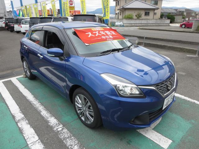 「スズキ」「バレーノ」「コンパクトカー」「徳島県」の中古車9