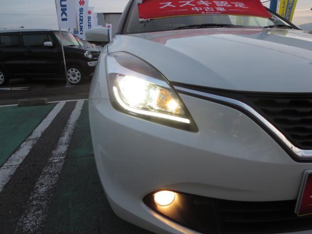 「スズキ」「バレーノ」「コンパクトカー」「徳島県」の中古車10