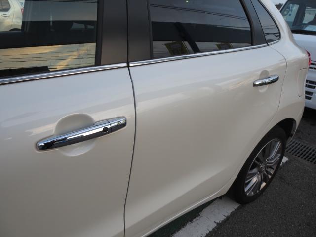 「スズキ」「バレーノ」「コンパクトカー」「徳島県」の中古車13