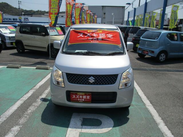 「スズキ」「ワゴンR」「コンパクトカー」「徳島県」の中古車2