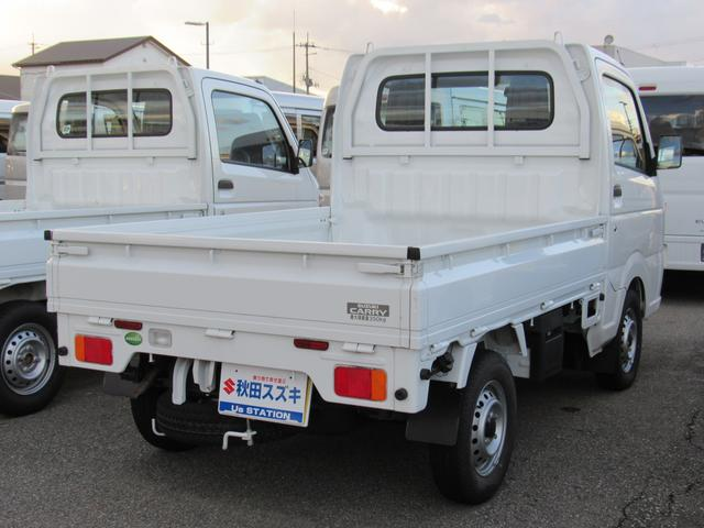 スズキ キャリイトラック KC エアコン・パワステ 2型