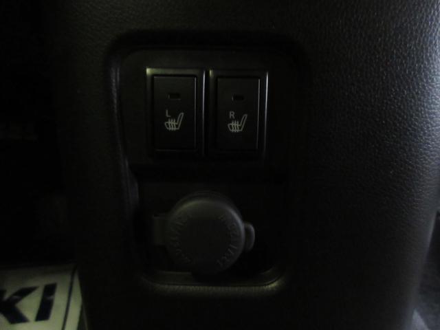 運転席、助手席にシートヒーター付いています☆