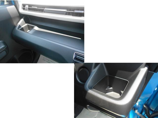 運転席・助手席側には大きめのドリンクホルダーがあります!運転の邪魔になりにくく使いやすいのが嬉しいですね♪
