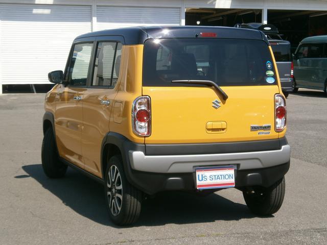スズキ ハスラー J STYLE II 2型 4WD
