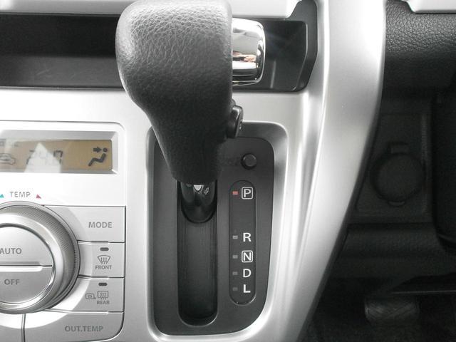 CVT インパネシフト車