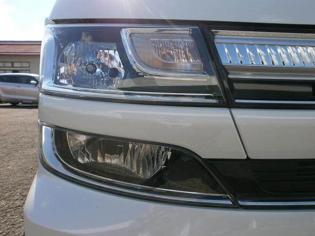 LEDヘッドランプ(オートレベリング機能付) 明るく照らして夜道も安心