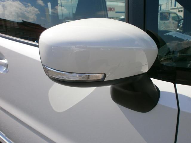 LEDサイドターンランプ付きドアミラー