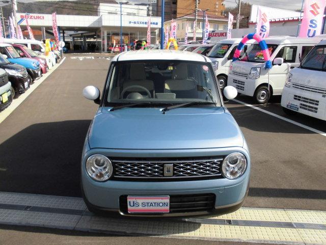 「スズキ」「アルトラパン」「軽自動車」「長野県」の中古車40