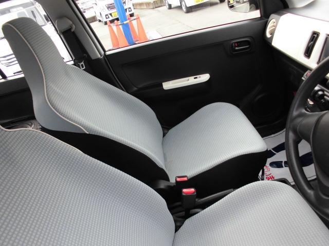 運転席&助手席です