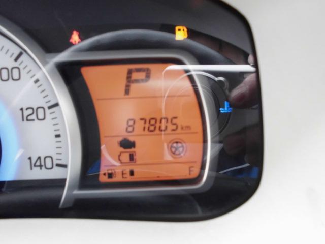 走行距離は87805kmです