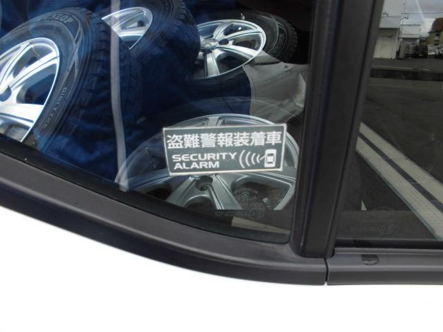 盗難警報装置です
