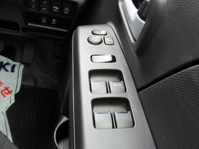 運的席ドア内側のパワーウインドウスイッチとリモコンドアミラーのソウサスイッチ