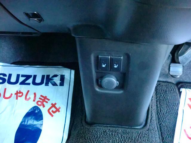 フロント両席シートヒーターを装備、ポカポカです