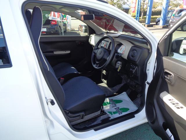 様々な体格の方が快適に運転できるよう配慮したシートです