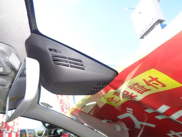 デュアルセンサーブレーキサポートは人も車も検知して、衝突回避をサポートします