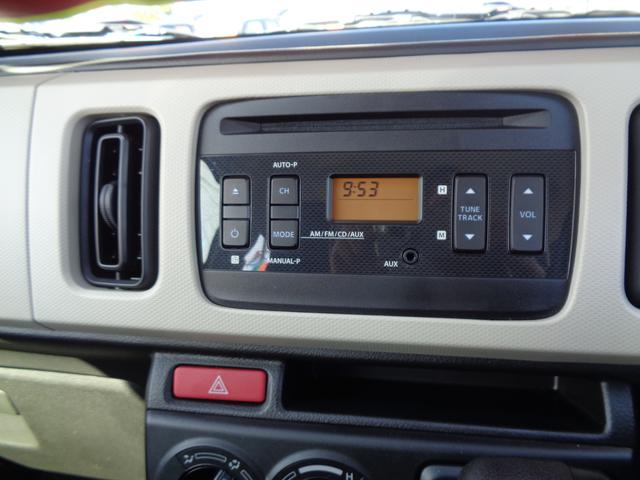 CDプレーヤー(AM/FMラジオ付き)です