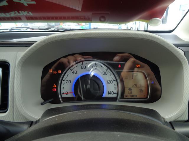 エネルギーフローインジケーターを装備。なお走行距離は画面にてご確認ください
