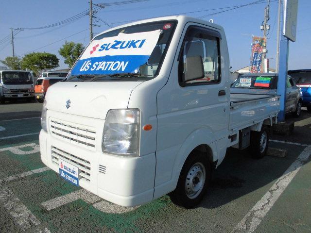 FC エアコン・パワステ 4WD 5MT(4枚目)