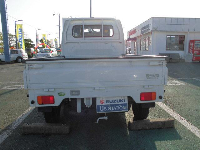 FC エアコン・パワステ 4WD 5MT(7枚目)
