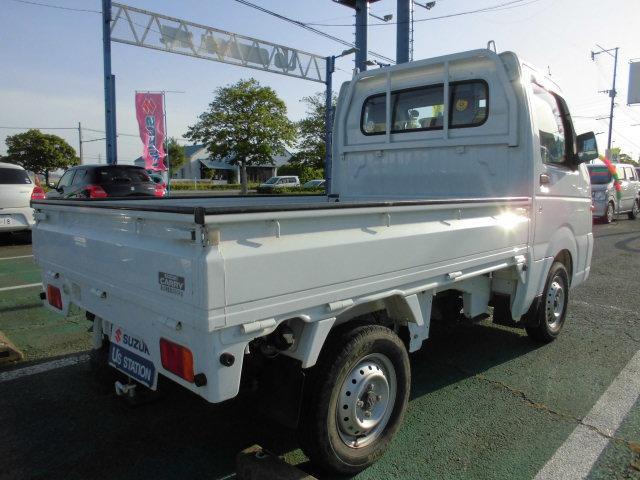 FC エアコン・パワステ 4WD 5MT(8枚目)