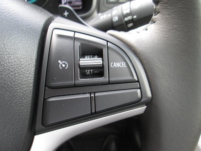 クルーズコントロール付きでロングドライブも楽々です!