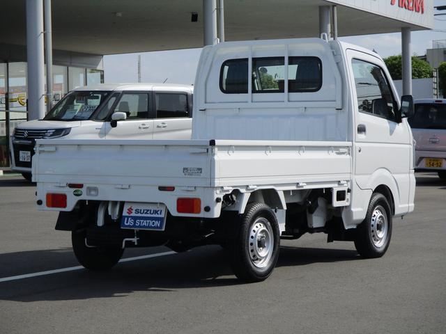 KCパワステ 4型 4WD 5速MT マニュアルミッション(8枚目)