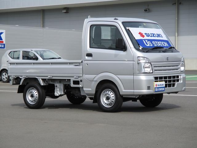 KCエアコンパワステ 4型 4WD 5速マニュアル(6枚目)