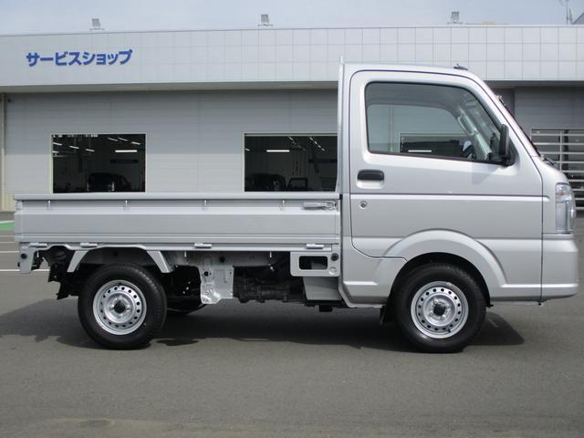 KCエアコンパワステ 4型 4WD 5速マニュアル(7枚目)