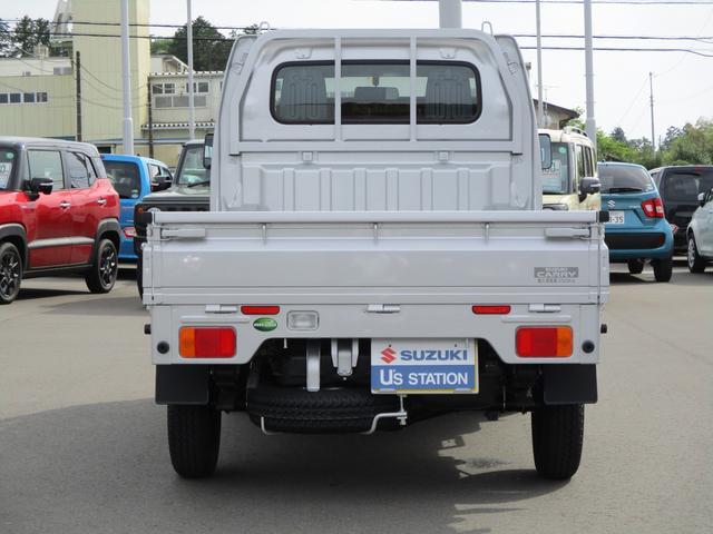 KCエアコンパワステ 4型 4WD 5速マニュアル(9枚目)