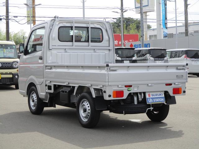 KCエアコンパワステ 4型 4WD 5速マニュアル(10枚目)