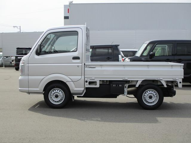 KCエアコンパワステ 4型 4WD 5速マニュアル(11枚目)