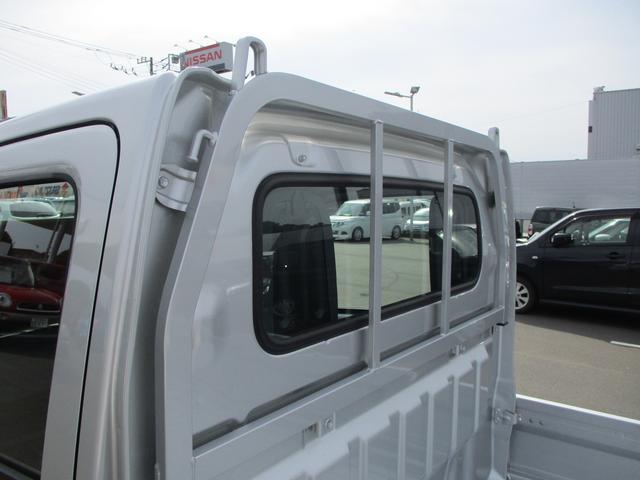 KCエアコンパワステ 4型 4WD 5速マニュアル(20枚目)
