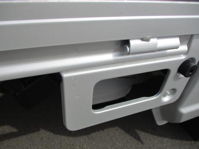 KCエアコンパワステ 4型 4WD 5速マニュアル(31枚目)