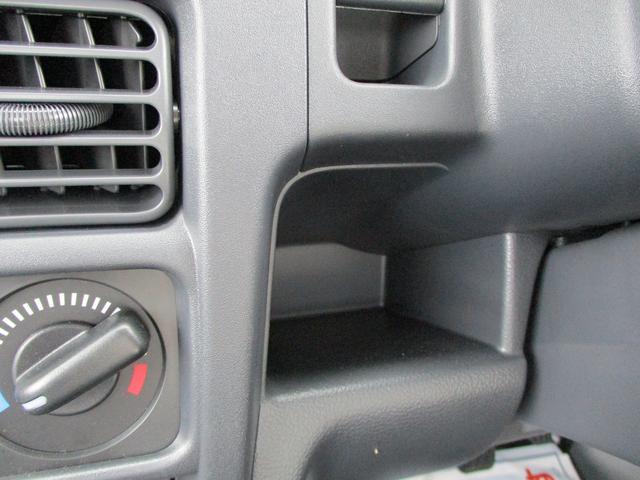 KCエアコンパワステ 4型 4WD 5速マニュアル(55枚目)