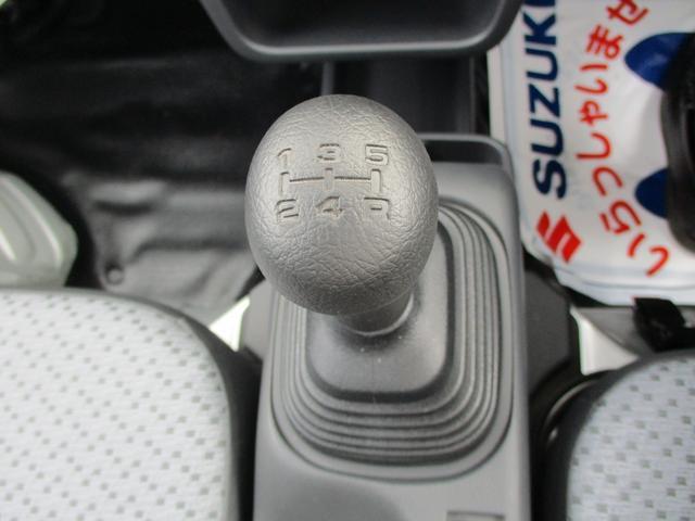 KCエアコンパワステ 4型 4WD 5速マニュアル(68枚目)