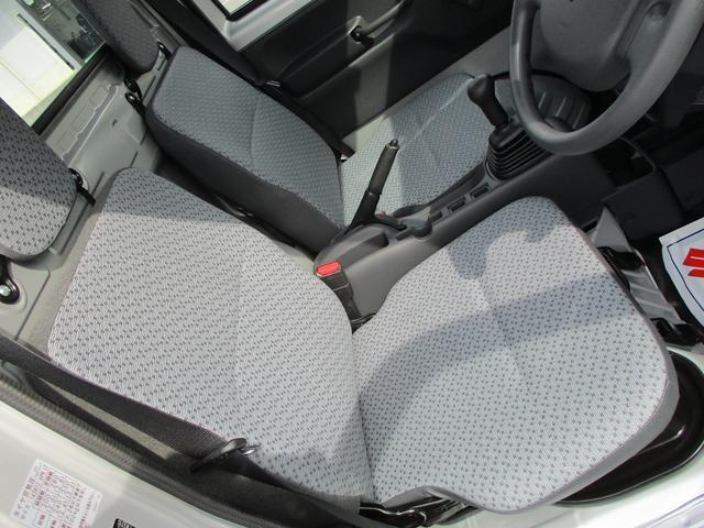 KCエアコンパワステ 4型 4WD 5速マニュアル(78枚目)