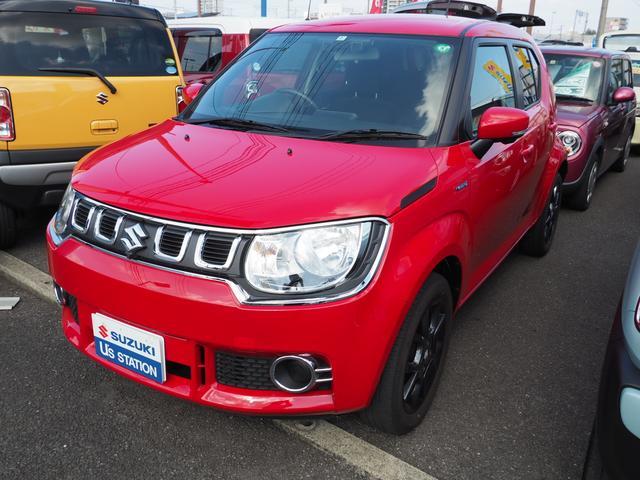 「スズキ」「イグニス」「SUV・クロカン」「大分県」の中古車21