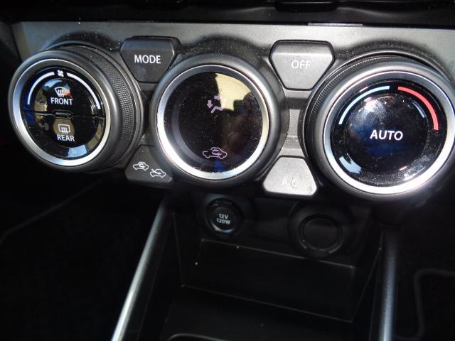【フルオートエアコン】車内を適温に保ち快適に過ごせます♪