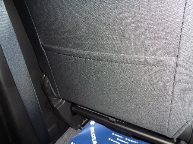 助手席シート後ろに、シートバックポケット付いてます♪