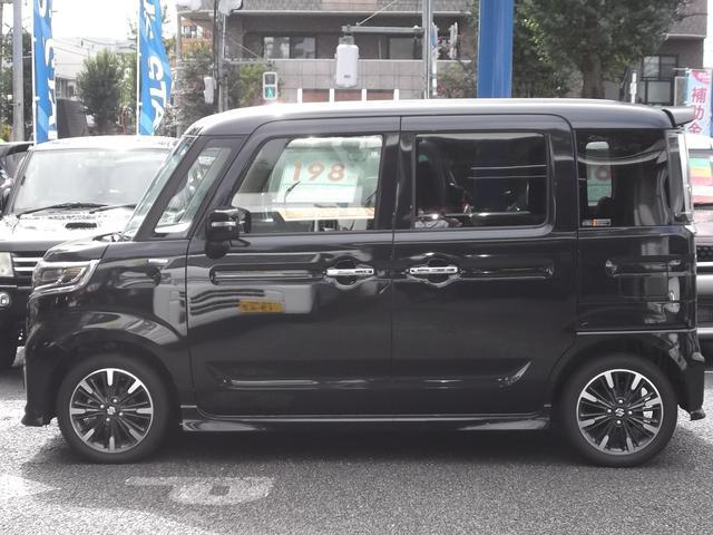 「スズキ」「スペーシアカスタム」「コンパクトカー」「東京都」の中古車35