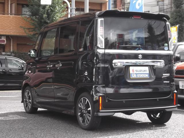 「スズキ」「スペーシアカスタム」「コンパクトカー」「東京都」の中古車36