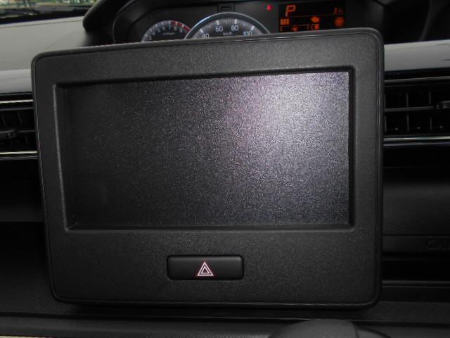 オーディオレス車ですのでお好みのカーナビゲーションやオーディオを装着できます★お買い得なナビもご用意しております!詳細はお気軽にスタッフまで☆