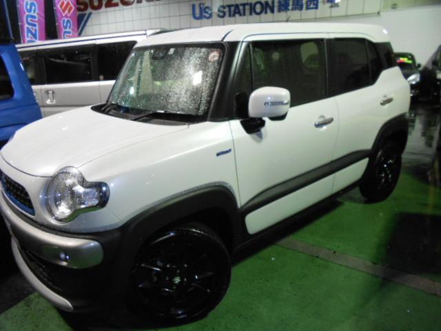 「スズキ」「クロスビー」「SUV・クロカン」「東京都」の中古車28
