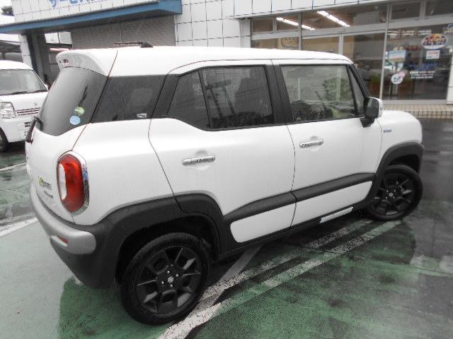 「スズキ」「クロスビー」「SUV・クロカン」「東京都」の中古車7