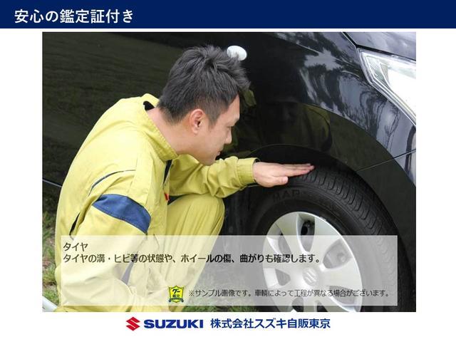 もちろんタイヤもチェックします。ひび割れしていたら大変ですものね!