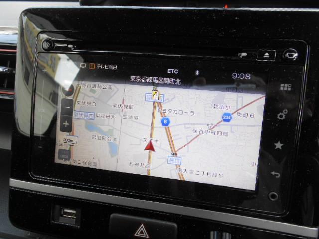 スティングレー HYBRID T 4WD 全方位カメラ(13枚目)